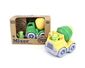 Green Toys Cement Mixer Small