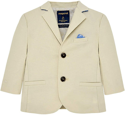 Mayoral Khaki Dressy Jacket