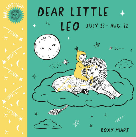 Dear Little Leo Board Book