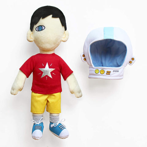 Auggie Wonder Doll
