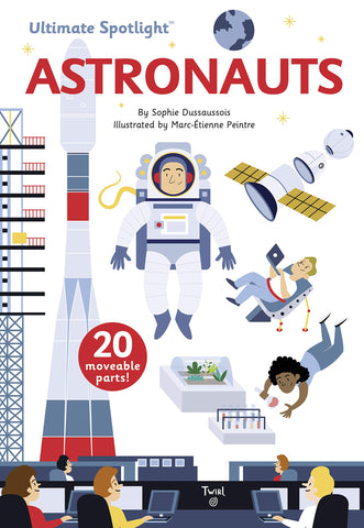 Ultimate Spotlight Astronauts
