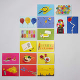 Lego Still Life Postcard Set