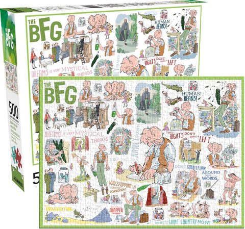 Aquarius The BFG Puzzle 500 Piece