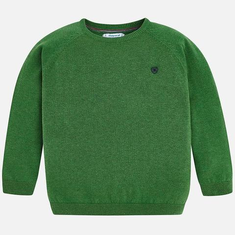 Mayoral Pullover Sweater Green