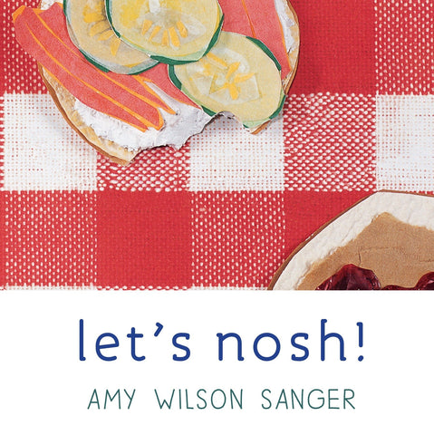 Let's Nosh Board Book