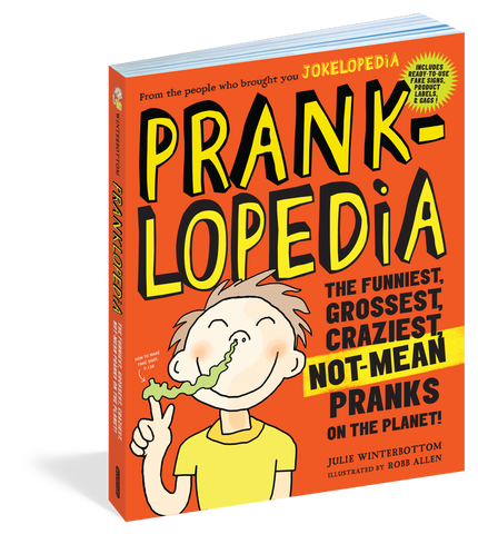 Prank-lopedia by Julie Winterbottom