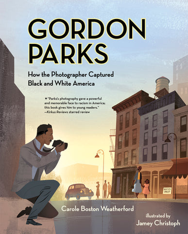 Gordon Parks - How the Photographer Captured Black and White America