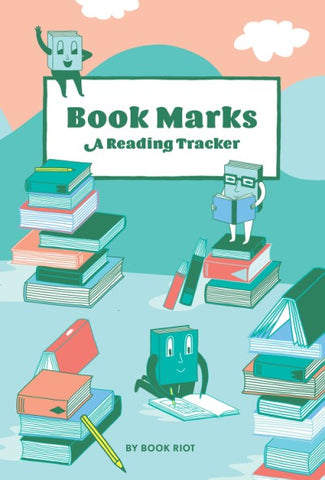 Book Marks A Reading Tracker