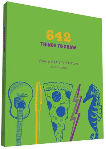 642 Things to Draw Young Artist's Edition
