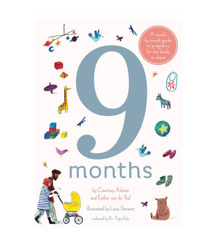 9 Months - a guide to share with the whole family