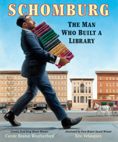 Schomburg The Man Who Built a Library Paperback