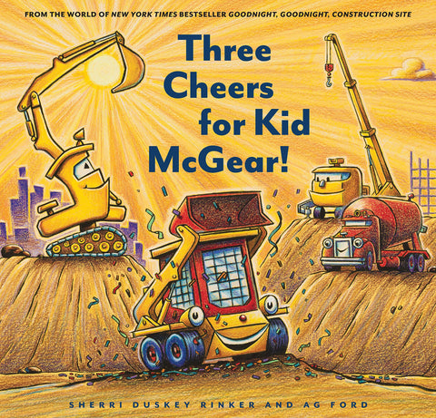 Three Cheers for Kid McGear