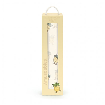 Jellycat Amuseables Swaddle Pineapple