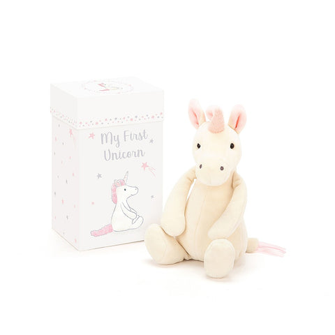 Jellycat My First Unicorn Box Gift