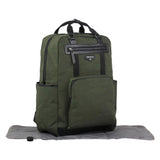 Twelve Little Unisex Courage Backpack Green