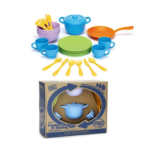 Green Toys Cookware Set