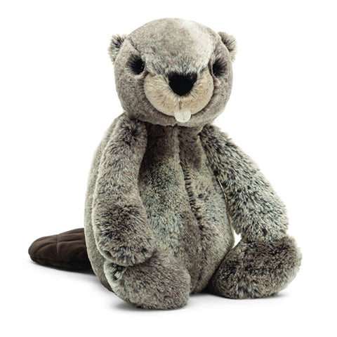 Jellycat Medium Bashful Beaver