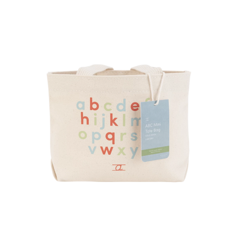 Appointed Kids ABC Mini Tote Bag