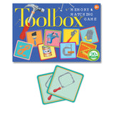 Eeboo Toolbox Memory And Matching Game