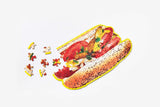 Little Puzzle Thing 70+ Piece Chicago Hot Dog