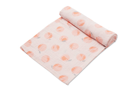 Angel Dear Swaddle Peach