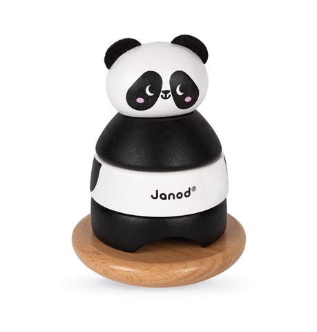 Janod Panda Stacker and Rocker