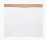Appointed Kids Large Sketch Pad
