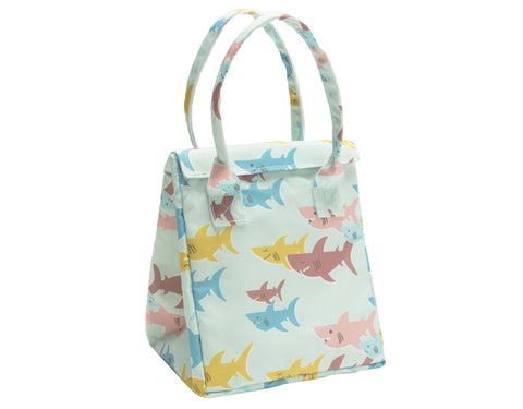 Ore Good Lunch Grab and Go Tote Smiley Shark