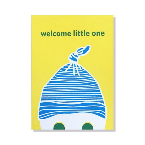 Anne and Kate Card Welcome Little One