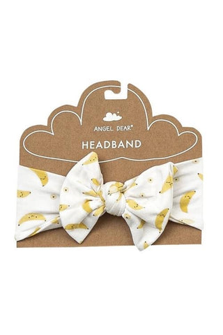 Angel Dear Headband Bananas
