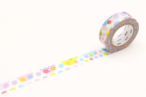 MT Washi Tape - Fun Prints