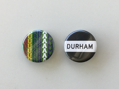 Durham Button Pin