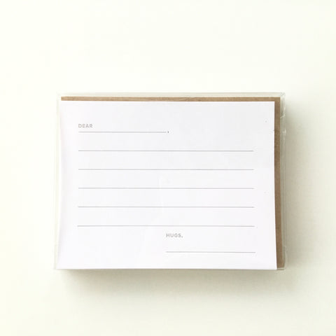 Appointed Kids Notecard Set