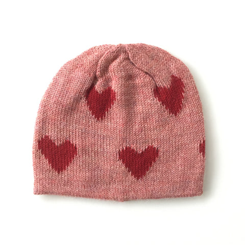 Oeuf Hearts Hat