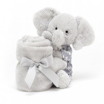 Jellycat Bedtime Elephant Soother Lovey