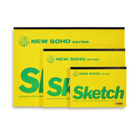 New SoHo Sketch Pad