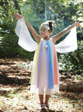 MeriMeri Dress Up Set Rainbow Dress With Wand