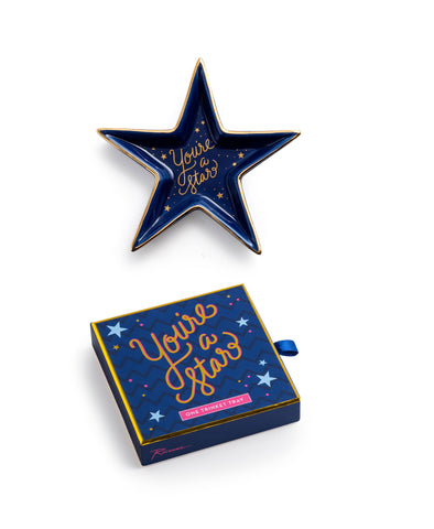 Rosanna Ceramic Mini Dish You're a Star