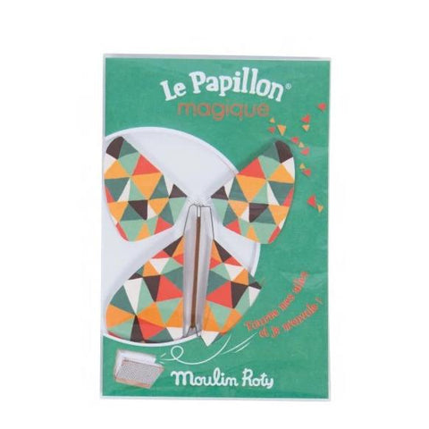 Moulin Roty Le Papillon Magique Magic Butterfly