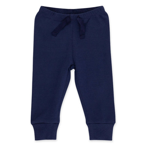 Zutano Ribbed Pants Joggers Navy