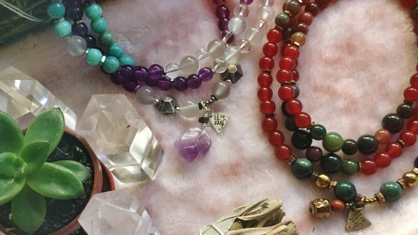 It's Crystal Clear We Need All 5 of These Healing Bracelets!
