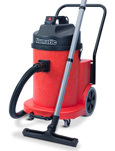 Numatic NVQ900 & NVDQ900 large commercial vacuum cleaner