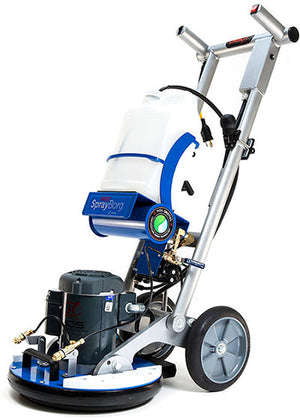 HOS Orbot SprayBorg Orbital Cleaning System