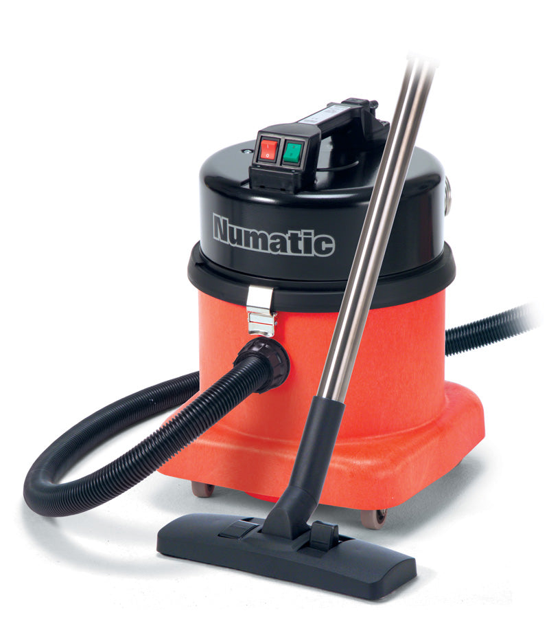 Numatic nvq380b-2 small quiet commercial vacuum cleaner