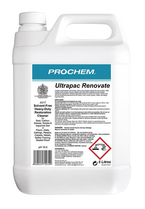prochem A217-05 Ultrapac renovate