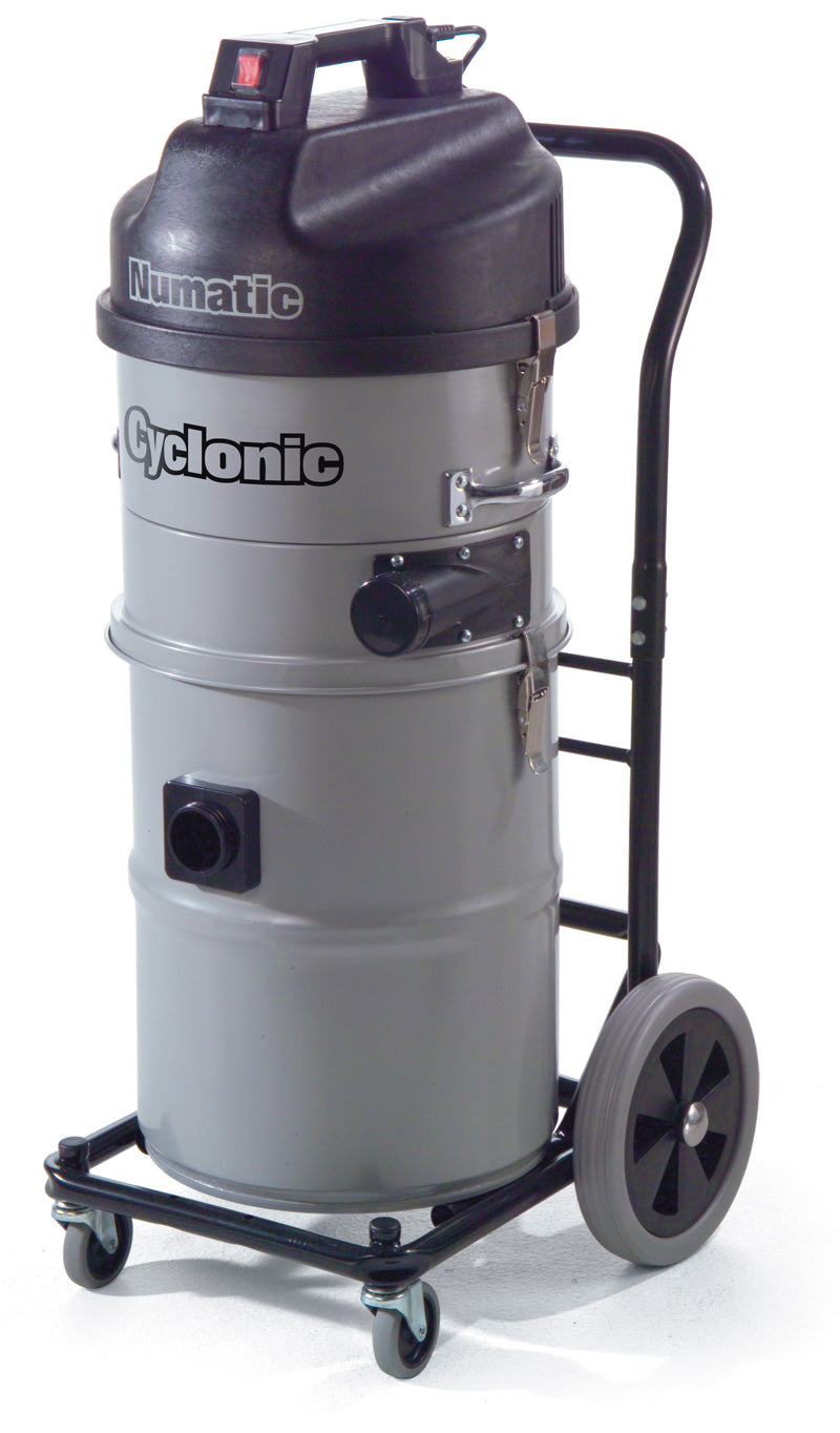 Numatic ntd750c-2 *110v* cyclonic industrial vacuum cleaner