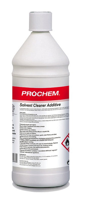 prochem B143-01 Dry cleaning detergent additive
