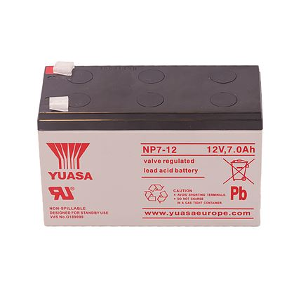Motorscrubber Replacement Battery