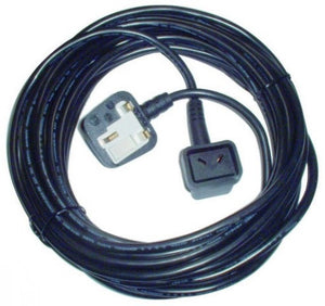 Flx76 2 core 'nu-plug' cable