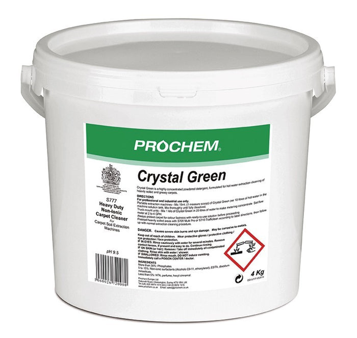prochem S777-04 Crystal green